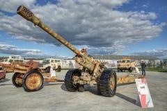 M-46 gun royalty free stock photography