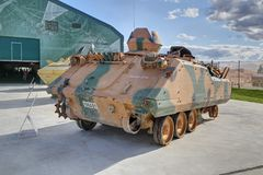 Infantry fighting vehicle ACV-15 royalty free stock image