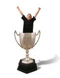 kubki trofeum Zdjęcia Royalty Free