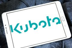 Kubota Korporacja logo Zdjęcie Stock