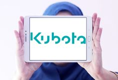 Kubota Korporacja logo Obraz Stock