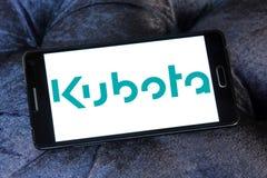 Kubota Korporacja logo Zdjęcia Stock