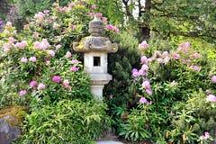 Kubota trädgård, Seattle Arkivbild