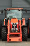 Kubota tractor Royalty Free Stock Photography