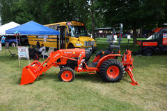 Kubota vehicles for sale in minnesota Royalty Free Stock Photography