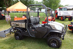 Kubota vehicles for sale in minnesota Royalty Free Stock Images