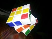 kubus Royalty-vrije Stock Afbeeldingen