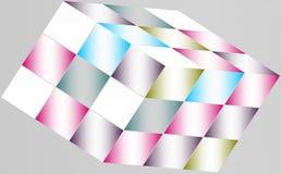 kubus royalty-vrije stock afbeelding