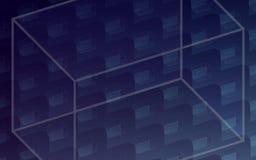 kubus Stock Afbeelding