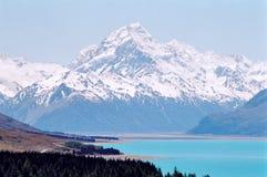 kucbarska góra nowy Zealand Obraz Royalty Free
