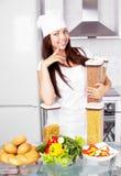 kucbarska kuchnia Zdjęcia Royalty Free