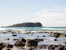 Kucbarska wyspa Obrazy Royalty Free