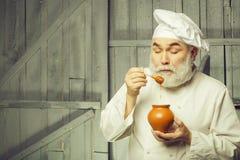 Kucbarski smaczny miód zdjęcie royalty free