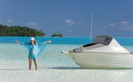 kucbarskich wysp tropikalny wakacje Fotografia Royalty Free