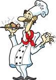 kucharz statku Obrazy Stock