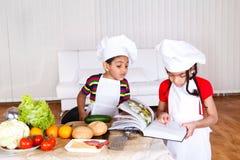 kucharzi trochę dwa Fotografia Stock