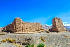 Subash Buddhist Ruins 03 royalty free stock photos