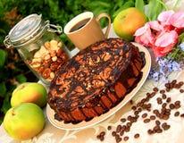 Kuchen 2 Stockfoto
