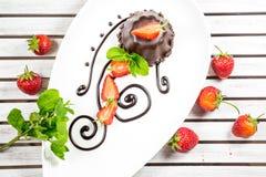 Kuchen Lizenzfreies Stockfoto
