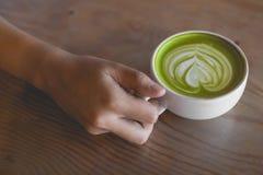 Kuchen-Café Stockfoto