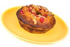 Kuchen der frischen Frucht Lizenzfreies Stockfoto