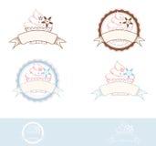 Kuchen-Design Lizenzfreies Stockbild