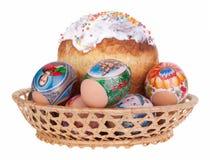 Kuchen Jesus-Ostern Lizenzfreies Stockfoto