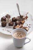 Kuchen-kleine Kuchen Lizenzfreies Stockfoto