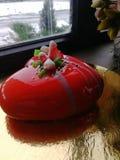 Kuchen, Kremeiskuchen, schön, süß, Kuchen, Nachtisch, kochend lizenzfreies stockfoto
