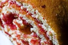 Kuchen mit Störung Stockbilder