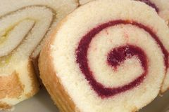 Kuchen-Nachtisch lizenzfreies stockfoto