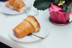 Kuchen napoletano Alrum stockfoto