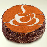Kuchen Tiramisu lizenzfreies stockfoto