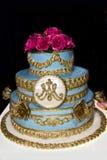 Kuchenaufnahme Stockbild