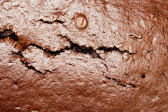 Kuchenbeschaffenheit Lizenzfreie Stockfotos