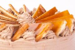 Kuchendekoration Stockfotografie