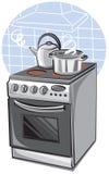 kuchenka Zdjęcie Stock