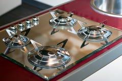 kuchenka wierzchołek Obraz Stock