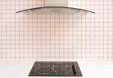 kuchenki ceramiczna kuchenna mała płytka Obraz Stock