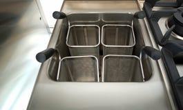 kuchenki szczegółu kuchenny makaronu profesjonalista Obraz Stock
