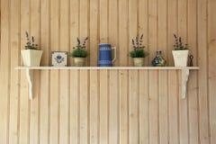 kuchenna półka Fotografia Stock