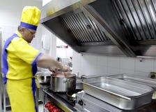 kuchenna restauracja Zdjęcie Stock