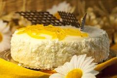 Kuchennachtischtorte stockbilder