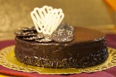 Kuchennachtischtorte stockbild