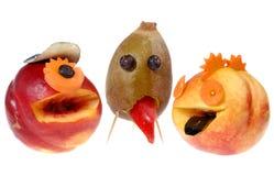 kuchenne ogrodowe potwór serii Obrazy Royalty Free