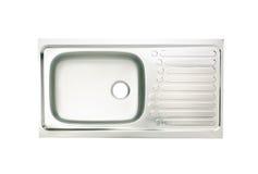 kuchennego zlew washbasin Obraz Stock