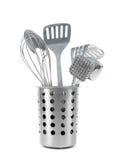 kuchenni naczynia zdjęcie royalty free