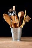 Kuchenni naczynia Fotografia Royalty Free