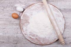 Kuchenni naczynia dla piekarni zdjęcie stock