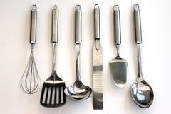 kuchenni narzędzia Zdjęcia Stock